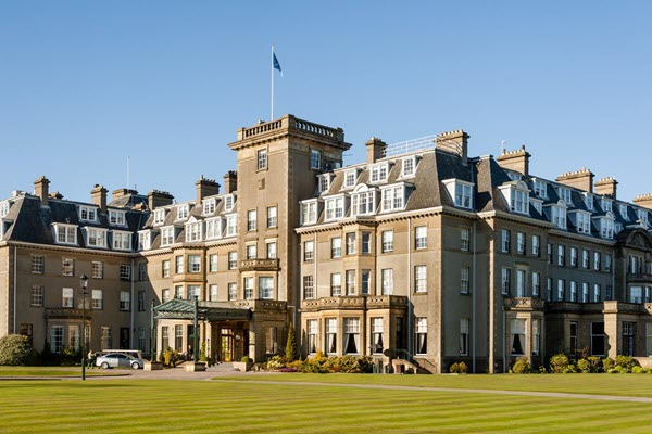 Golf & Whisky - Gleneagles