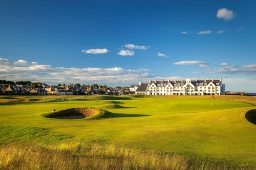 Carnoustie Golfing Experience